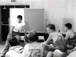 Antique Fuckfest Education - (1957) As Boys Get Taller