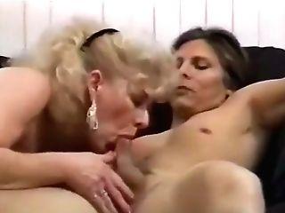 Horny Big Tits, Blonde Bang-out Movie