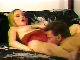Antique Blonde Deepthroats, Fucked Rear End And Cowgirl