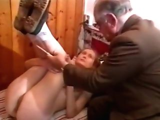 Krushchevs Daughters-in-law Spanking