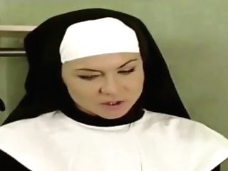 German Nun Tempt To Fuck By Prister In Old-school Pornography Movie