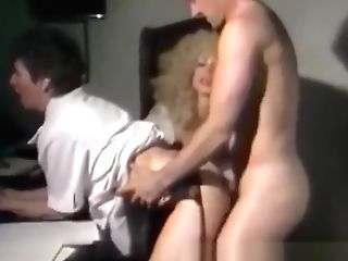 Nasty Matures Chief In Threesome