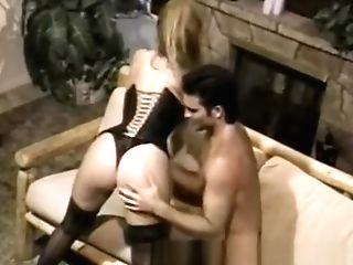 Horny Stallion Ties Up A Hot Honey And Joys Her Fleshy Twat