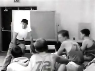 Antique Fuckfest Education - (1957) As Boys Get Taller