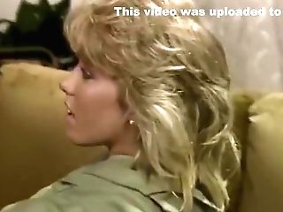 Hot Gun 1986 - Scene Five - Candie Evens Steve Drake