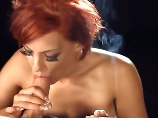 Smoking Beauty 1