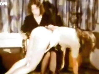Old School Antique Spankings Scene Iii Xlx