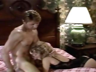 Incredible Antique Flick With Christy Canyon And Roy Karch