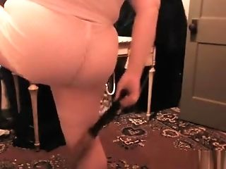 Antique Underwear Booty Wiggle And Spanking