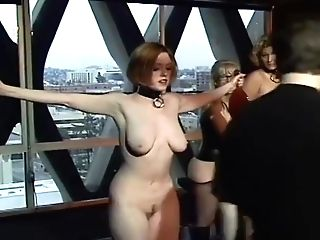 Retro Starlet Nina Hartley In Hot Dominance Hookup Activity